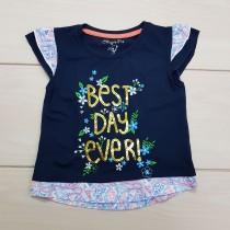 تی شرت دخترانه 23800 سایز 2 تا 8 سال مارک CHRIPREPIE