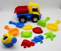کامیون شن بازی کد500286