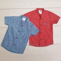 پیراهن پسرانه 23855 سایز 12 ماه تا 6 سال مارک Carters