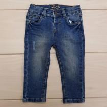 شلوار جینز پسرانه 23871 سایز 6 ماه تا 5 سال مارک DENIM