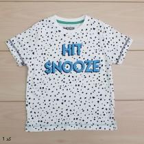 تی شرت پسرانه 23897 سایز 4 تا 13 سال