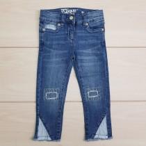 شلوار جینز دخترانه 23889 سایز 18 ماه تا 6 سال مارک LUPILU