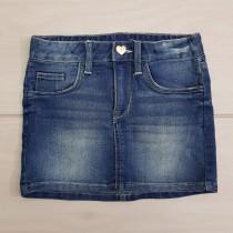 دامن کوتاه جینز دخترانه 23901 سایز 1.5 تا 7 سال مارک H&M