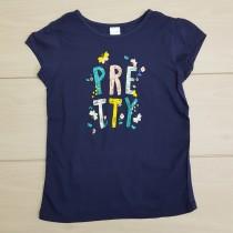 تی شرت دخترانه 23909 سایز 2 تا 10 سال مارک PALOMINO