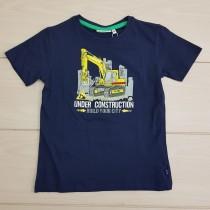 تی شرت پسرانه 23947 سایز 2 تا 9 سال مارک SALT AND PEPPER