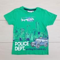 تی شرت پسرانه 23938 سایز 2 تا 9 سال مارک SALT AND PEPPER