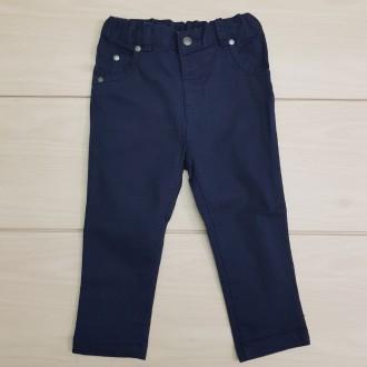 شلوار جینز پسرانه 23915 سایز 3 تا 36 ماه مارک LC WALKIKI
