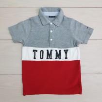 تی شرت پسرانه 23914 سایز 2 تا 12 سال مارک TOMMY