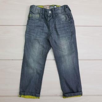 شلوار جینز پسرانه 23971 سایز 2 تا 8 سال مارک PALOMINO