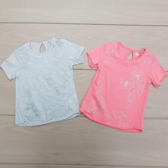 تی شرت دخترانه 23989 سایز 9 ماه تا 2 سال مارک BABY