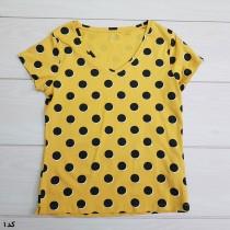 تی شرت زنانه 23954 مارک C&A