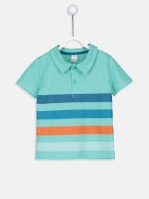 تی شرت پسرانه 24008 سایز 6 ماه تا 5 سال مارک LC WALKIKI