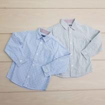پیراهن پسرانه 24081 سایز 2 تا 8 سال مارک MARINES