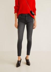 شلوار جینز زنانه 24114 سایز 32 تا 44 مارک MANGO