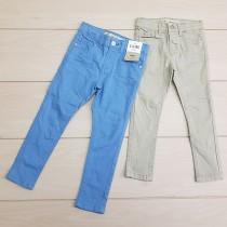 شلوار جینز رنگی 24028 سایز 2 تا 8 سال مارک DENIM CO