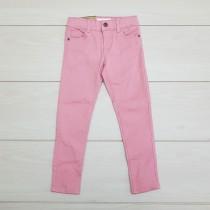 شلوار جینز رنگی دخترانه 24132 سایز 3 تا 12 سال مارک KIABI