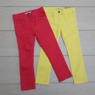 شلوار جینز رنگی 24133 سایز 3 تا 14 سال