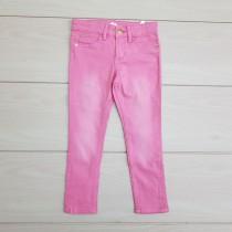 شلوار جینز دخترانه 24212 سایز 1.5 تا 8 سال مارک H&M