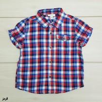 پیراهن پسرانه 24244 سایز 3 تا 24 ماه مارک FAGOTTINO
