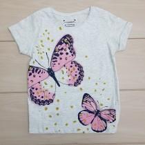 تی شرت دخترانه 24253 سایز 4 تا 11 سال مارک PRIMARK
