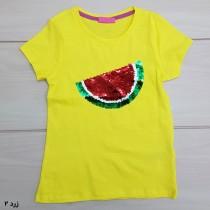 تی شرت دخترانه 24248 سایز 1.5 تا 8 سال مارک NEXT