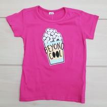 تی شرت دخترانه 24257 سایز 2 تا 8 سال
