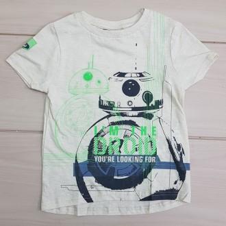 تی شرت پسرانه 24312 سایز 4 تا 12 سال مارک STAR WARS