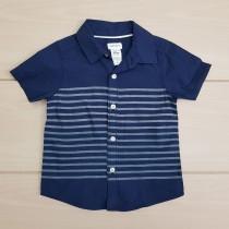 پیراهن پسرانه 24284 سایز 9 ماه تا 8 سال مارک Carters