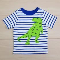 تی شرت پسرانه 24281 سایز 2 تا 5 سال مارک Garanimals