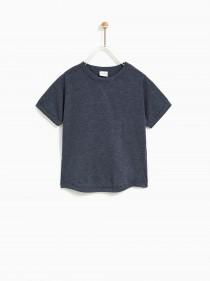 تی شرت پسرانه 24250 سایز 5 تا 14 سال مارک ZARA