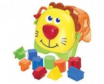 اسباب بازی آموزشی بلوباکس Blue Box (پازل شیر) 6000525