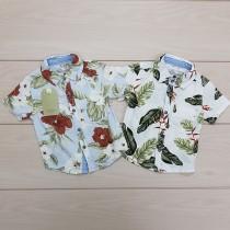 پیراهن پسرانه 24354 سایز 3 ماه تا 4 سال مارک ZARA