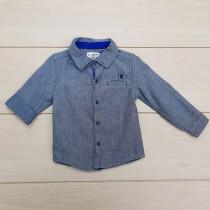 پیراهن پسرانه 24359 سایز 3 ماه تا 4 سال مارک LC WALKIKI