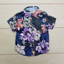 پیراهن پسرانه 24360 سایز 3 ماه تا 4 سال مارک ZARA