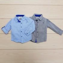 پیراهن پسرانه 24357 سایز 3 ماه تا 4 سال مارک LC WALKIKI