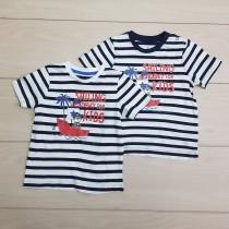 تی شرت پسرانه 24433 سایز 18 ماه تا 6 سال مارک LUPILU