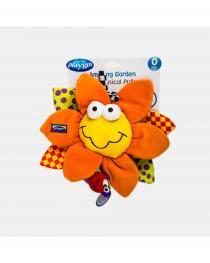 عروسک موزیکال کشی مدل آفتابگردان Playgro کد 6000566
