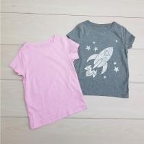 تی شرت دخترانه 24537 سایز 3 تا 16 سال مارک next