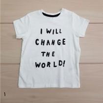 تی شرت 24453 سایز 6 ماه تا 3 سال مارک H&M