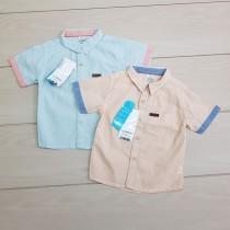 پیراهن پسرانه 24458 سایز 12 ماه تا 7 سال مارک LC WALKIKI