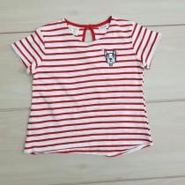 تی شرت دخترانه 24456 سایز 3 ماه تا 4 سال مارک ZARA
