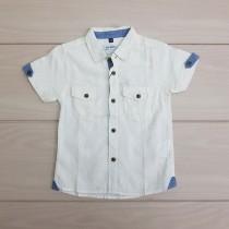 پیراهن استین کوتاه پسرانه 24484 سایز 2 تا 8 سال کد 2 مارک GAP