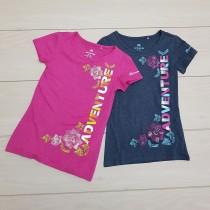 تی شرت دخترانه 24543 سایز 8 تا 14 سال مارک  OUTVENTURE