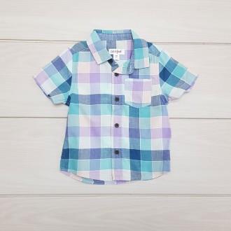 پیراهن پسرانه 24600 سایز 18 ماه تا 4 سال مارک CAT & JACK