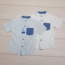 پیراهن پسرانه 24454 سایز 12 ماه تا 5 سال مارک NEXT