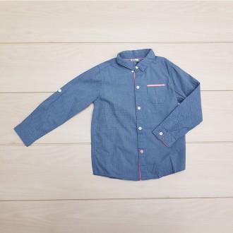 پیراهن پسرانه 24591 سایز 4 تا 10 سال مارک PALOMINO