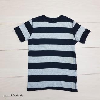 تی شرت پسرانه 24511 سایز 9 تا 14 سال مارک CUBUSAS