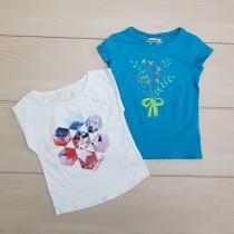 تی شرت دخترانه 24585 سایز 12 ماه تا 14 سال مارک ORCHESTRA