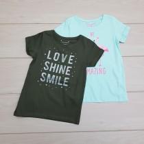 تی شرت دخترانه 24620 سایز 6 تا 15 سال مارک PRIMARK