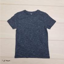 تی شرت پسرانه 24532 سایز 9 تا 18 سال مارک KIABI